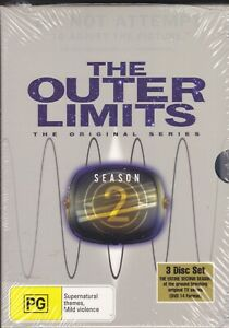 The-Outer-Limits-Season-2-New-Sealed-Genuine-Region-4-Free-Post