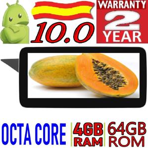 "10,25"" ANDROID 10.0 MERCEDES CLASE E SEDAN W212 CARPLAY COCHE GPS RADIO 4G RAM"