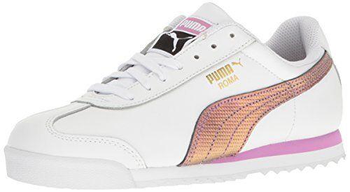 PUMA Mens Roma Basic Holo Fashion Sneaker- Select SZ color.