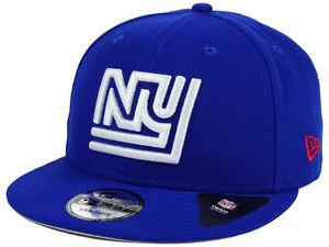 New York Giants New Era NFL Historic Vintage 9FIFTY Snapback Cap ... 188a15f55b51