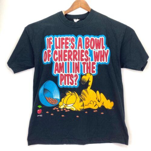 Vintage Garfield Single Stitch Salem Sportswear Me