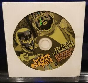 Insane Clown Posse - Blood Redrum Hallowicked 2006 CD SEALED ICP twiztid juggalo