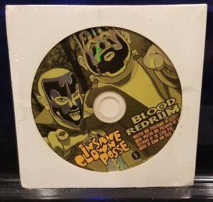 Insane Clown Posse - Blood Redrum Hallowicked 2006 CD SEALED ICP twiztid juggalo
