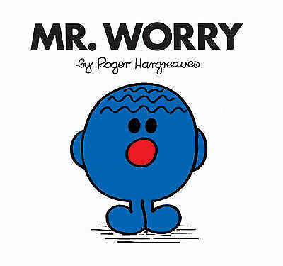 1 of 1 - **NEW PB** Mr. Worry by Roger Hargreaves