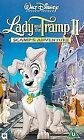 Lady And The Tramp 2 - Scamp's Adventure (VHS, 2001)