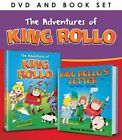 King Rollo DVD/Book Gift Set by Demand Media Limited (Mixed media product, 2013)