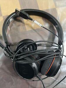 Jabra GN HSC016 Evolve 20 Stereo UC Corded USB Headset Mic 150-7000Hz 2 Ear