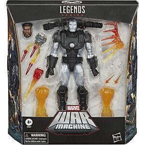 Marvel Legends WAR MACHINE Deluxe Action Figure Hasbro 2020 Avengers Iron Man