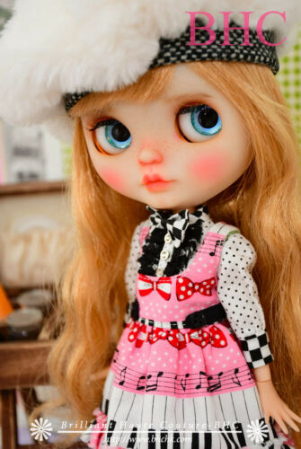 BHC Outfits from BHC Piano Snow Dress Set