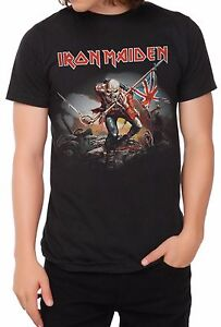 Iron-Maiden-THE-TROOPER-T-Shirt-NEW-Licensed-amp-Official-XS-3XL