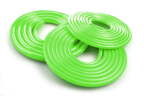 "5mm For 2 Meters 1//5/"" Fuel Air Silicone Vacuum Hose Tube Pipe Turbo Green"