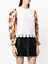 MSGM-Floral-Balloon-Puff-Sleeves-White-Lace-Top-UK-16 miniatuur 8