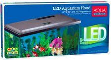 Aqua Culture Led Hood 10 Gallon Aquariums Fish Tank Cover Light Long-life LED