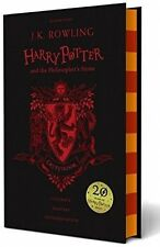 Harry Potter And The Philosopher's Stone - Gryffindor Edition (Hardcover)