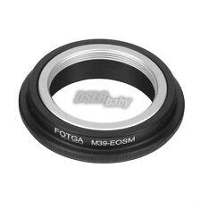 Fotga Leica M39 L39 Objektiv Lens to Canon EOS M EF-M Mirrorless Camera Adapter