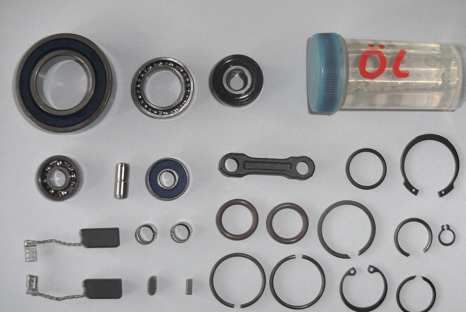 HILTI TE 16 Reparatursatz TE 16 C Ersatzteile Verschleissteilesatz Wartungset16M