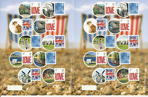 GREAT-BRITAIN-Royal-Mail-2008-I-WROTE-TO-SAY-SMILERS-FULL-SHEET-of-20