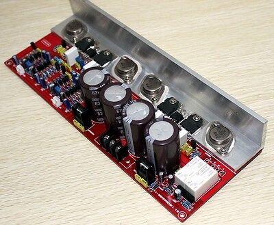 Assembled mosfets 2SK2955 2SJ554 Power amplifier board base on DENON PMA-S1
