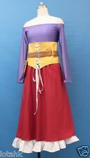 Dragon Quest VIII Jessica Cosplay Costume Custom made
