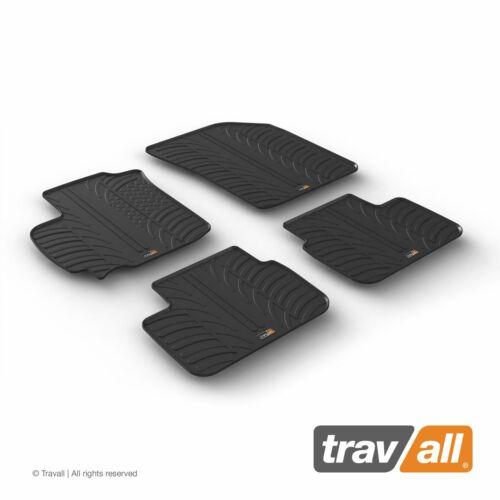 Travall Fußmatten Gummifußmatten 4ER Set Passend Für Suzuki Swift 5-Türer 10-17