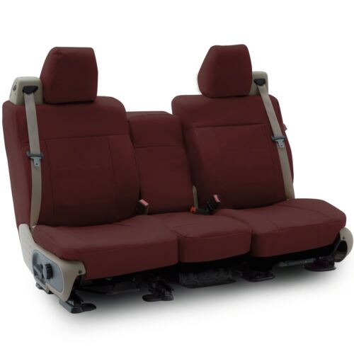 Coverking Pollycotton Tailored Seat Covers for Chevrolet Silverado