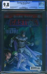 Dark-Days-The-Casting-1-DC-CGC-9-8-White-Pages-1st-cameo-The-Batman-Who-Laughs