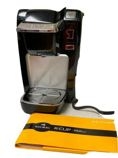 Keurig K-mini K15 Single-serve K-cup Pod Coffee Maker ...