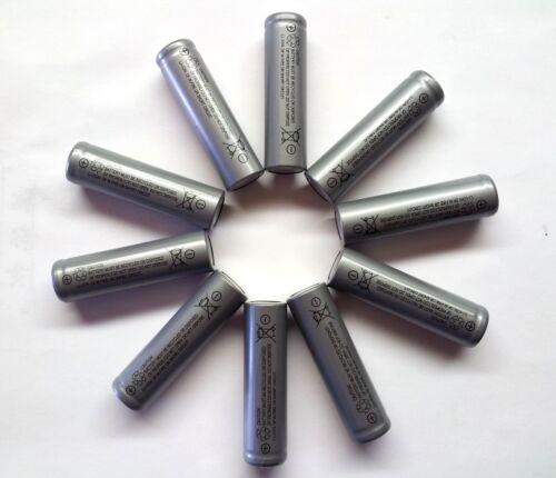 10 AA 14500 3.2V Lithium Li-Ion LiFeP04 Rechargeable Battery Solar Lights