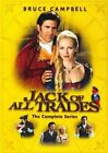 Jack of All Trades Complete Series 0025193031822 DVD Region 1