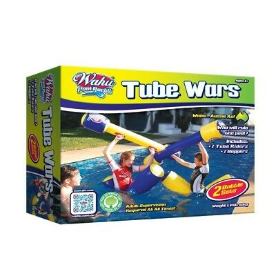 NEW Wahu Tube Wars from Mr Toys