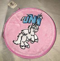 Neopets Uni Pink Soft Velvety Cd Holder Limited Too