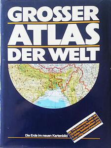 GROSSER-ATLAS-DER-WELT-Die-Erde-im-neuen-Kartenbild-Schutzumschlag