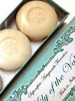 Saponificio Artigianale Fiorentino Lily Of The Valley Perfumed Soap 5.2 Oz Bars