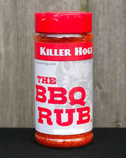 Killer Hogs BBQ Grilling Championships Spice Rub for Pork - 6.2 oz New