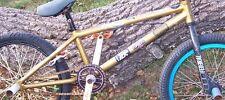 VINTAGE ANIMAL BMX  BICYCLE FRAME & FORK ONLY