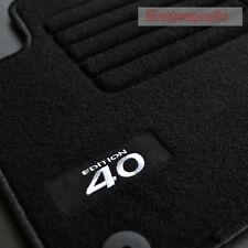 Mattenprofis Velours Edition Fußmatten für Volvo V40 ab Bj.03/2012 bis heute