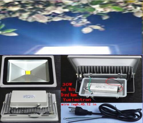 10W 20W 30W 50W  LED Flood light  Outdoor Landscape Lamp
