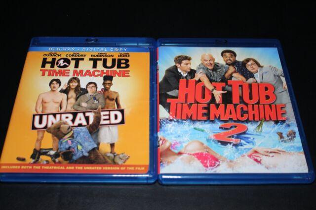 Hot Tub Time Machine 2 (Blu-ray/DVD, 2015, 2-Disc Set ...