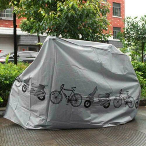 Bicycle Cover Universal Waterproof Bike Outdoor Moped Sheet Shelter Scooter C4J0