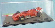 Formula 1 ALFA ROMEO 177 1/43 - 1979 Bruno Giacomelli die cast metal model F1