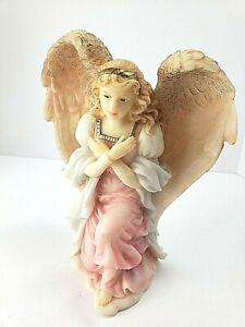 Roman, Inc Seraphim Angel Felicia Adoring Maiden #69303 Fine Porcelain Figurine