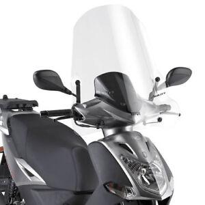 440A GIVI Windscreen Clear For Kymco Agility 50 R16 +2014 2015