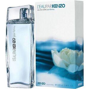 c2794a96 Kenzo L'Eau Par Pour Femme 100ml EDT Spray New Retail Boxed Sealed ...