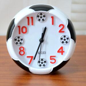 KQ-US-KQ-AU-Creative-Football-Alarm-Clock-Desk-Stand-Battery-Power-Kids-Room