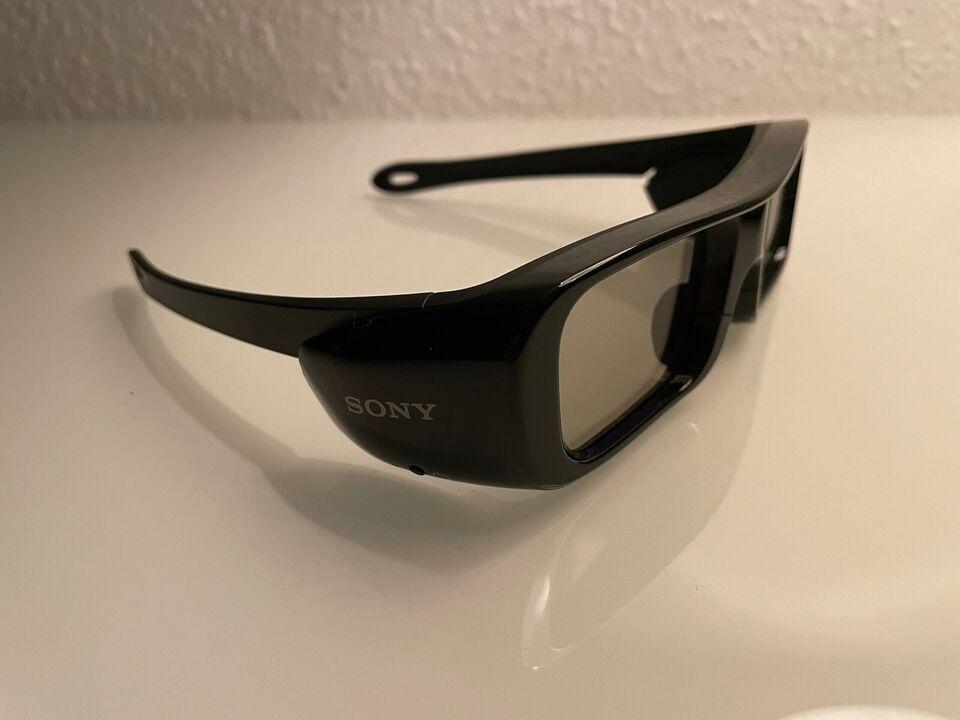 3D Briller, Sony, Perfekt