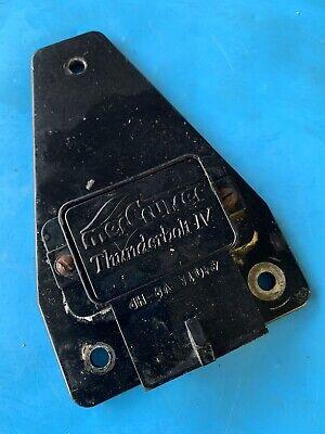 W4 Mercruiser Thunderbolt IV Ignition Module v8-22 1 alpha