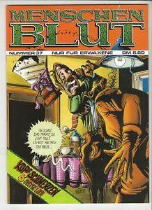 """Killer  /""""Wie Neu/"""" Härter als Horrorshocker! Comic Labor Menschen Blut # 7-37"""