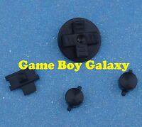 Nintendo Game Boy Buttons Set Original System Classic Dmg Custom Mod Black