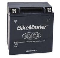 Bikemaster Trugel Motorcycle Battery - 2004-2010 Moto Guzzi Breva 750