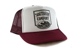 bb4c901865f73 Image is loading Southern-Comfort-whiskey-Trucker-Hat-mesh-hat-snapback-